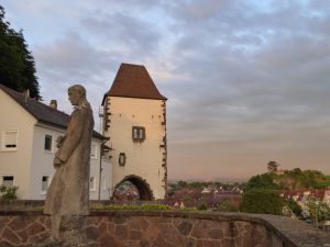 Fahrt Breisgau k