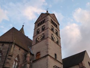 Fahrt Breisgau o