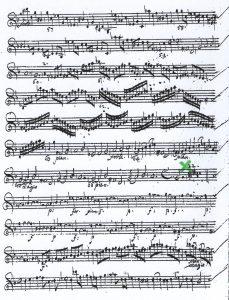 Meine Freundin Violinpart 4a