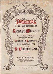 Parsifal Titel