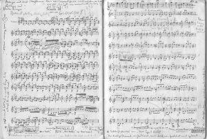 Bach Violine C-dur