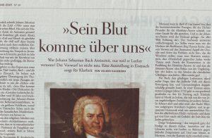 Bach ZEIT Blut 160714