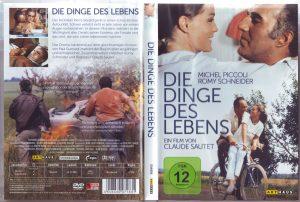 DVD Die Dinge des Lebens