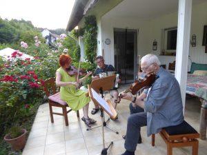 Fuhr Musik JR Werner & Monika g