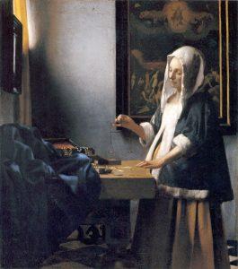 goldwaegerin-von-vermeer