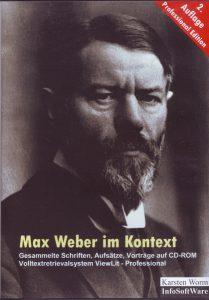 max-weber-cd-rom