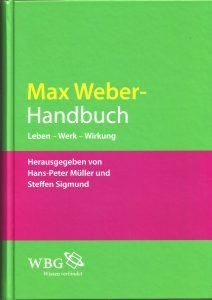 max-weber-handbuch