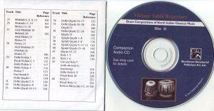 Nikhil Ghosh Wegner CD