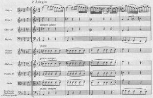 Bach I Brandenburgisches Adagio