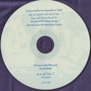 Nubische Lieder CD