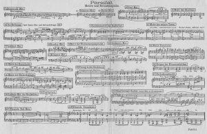 Parsifal Motiv-Tafel