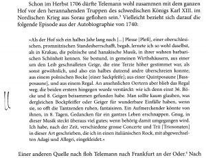 Telemann Polen