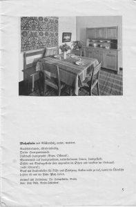 Wohnen b Küche 1935