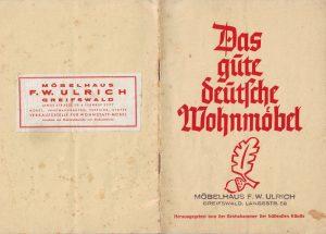Wohnmöbel nach 1933 1