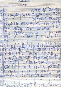 Abschrift Bach JR 50er