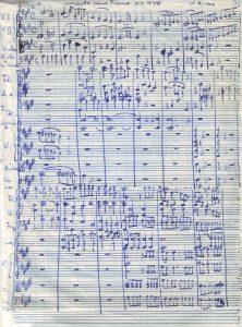 Abschrift Mozart JR 50er
