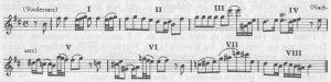 Bach Flöte BWV 1030