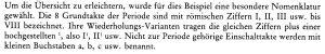 Bach Flöte BWV 1030 Nomenklatur