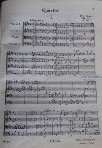 Felsenfest Mozart