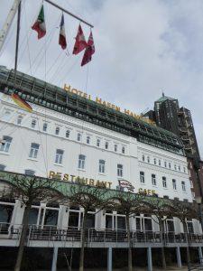 Hamburg Hafen März Hotel 2