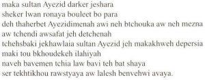 Keivo Sharfadinah Text Teil 2
