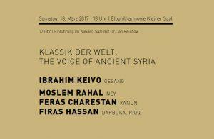 Syria Keivo + Einführung