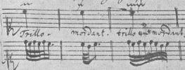 Bach-Fuge fis Triller kl