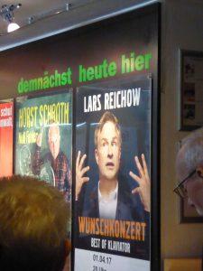 Lars Plakat Düsseldorf