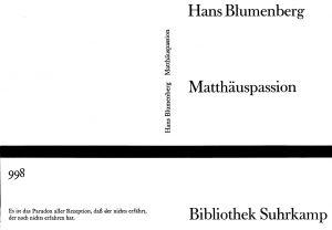 Matthäus Blumenberg