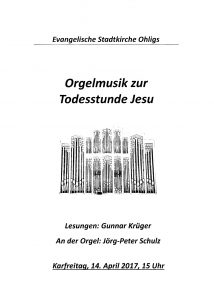 Stadtkirche Ohligs 2017