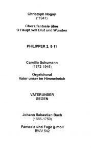 Stadtkirche Ohligs 2017 Programm b