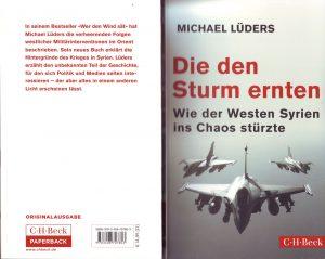 Syrien Sturm Lüders Cover