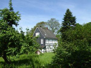 Mai Waldfachwerkhaus 170521