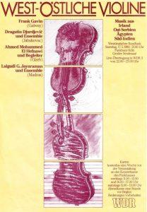 Violinfestival 1980