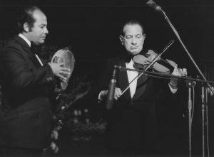 West-Östliche Violine I Ägypten