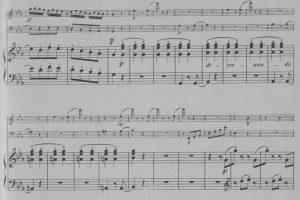Beethoven op 2,1 letzter Satz Ende