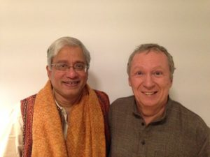 Dhruba Ghosh & Gert-M Wegner in Hamburg kl