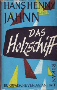 Jahnn Holzschiff