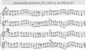 My Love America Standard