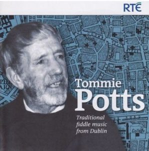 Tommy Potts RTE