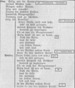 Wagner Meistersinger Quintett a