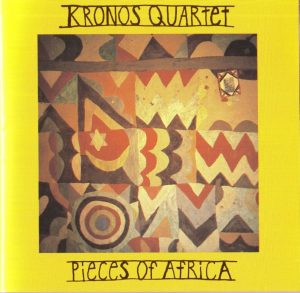 Pieces of Africa Cover a