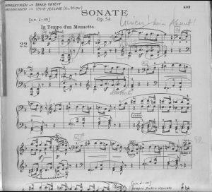 Beethoven 54 JMR