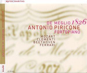 MEGLIO pianoforte Cover a
