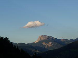 Südtirol 2011 Abendstimmung 110804