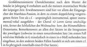 Wollny Bach Choralsätze