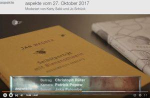 Aspekte Beitrag Jan Wagner Screenshot 2017-10-28