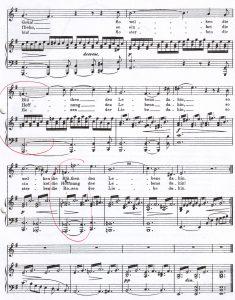 Schubert Herbst II Noten