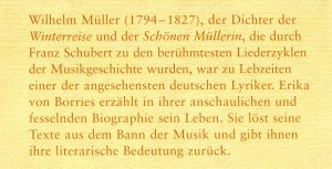 Wilhelm Müller Cover b