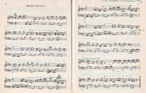 Bach WTC I Fis-dur